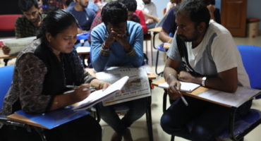 Scriptwriting Workshop at Tent Cinema Bangalore