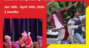 Diploma in Acting at Tent Cinema Bangalore