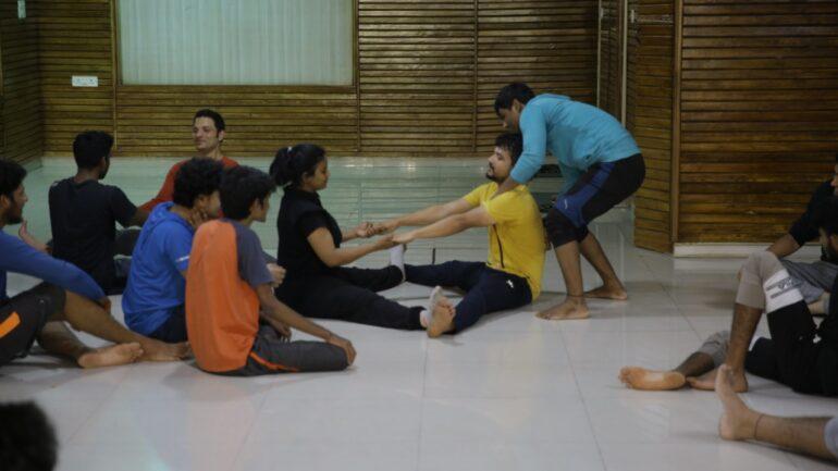 Body Language Classes at Tent Cinema
