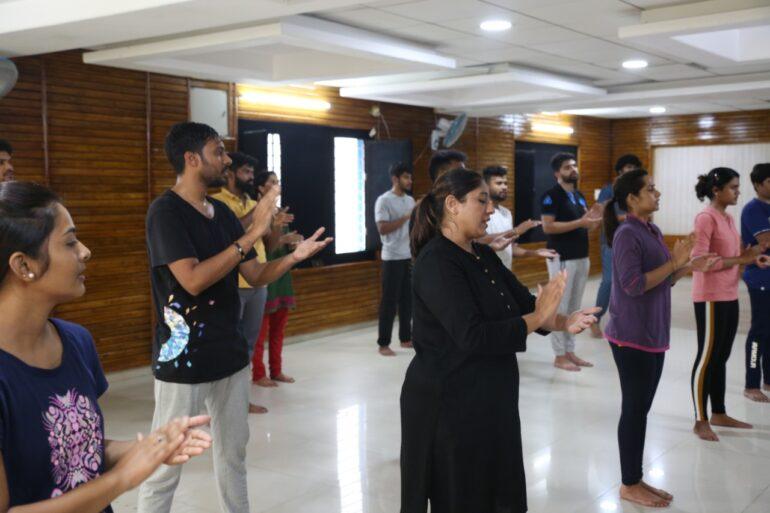 Yakshagana Classes at Tent Cinema