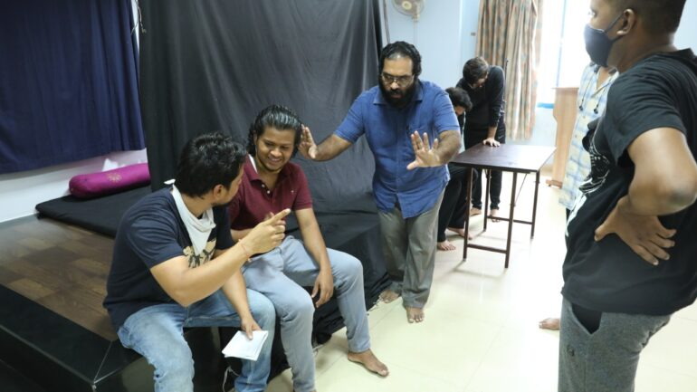 Acting on Camera Classes at Tent Cinema