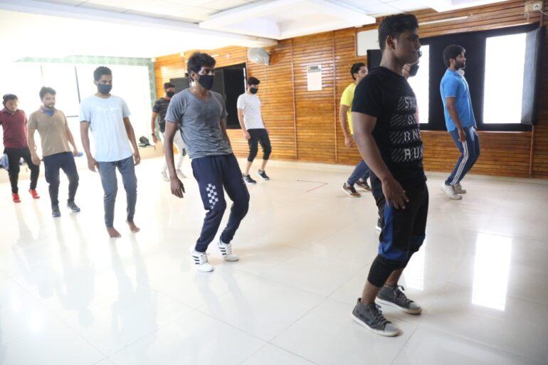 Dance Classes at Tent Cinema
