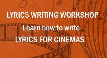 LYRICS WRITING WORKSHOP