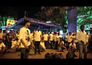 Swacha Bengaluru – Street Play by weekend acting student