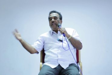 Guest Lecture by Ramadas Naidu @ Tent Cinema