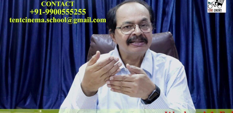 Certification in Acting || Dr Nagathihalli Chandrashekhar || Tent Cinema