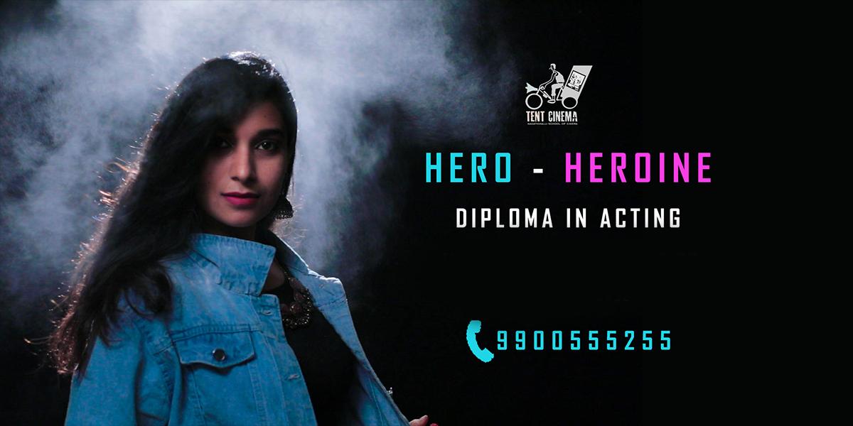 Hero-Heroine Diploma in Acting